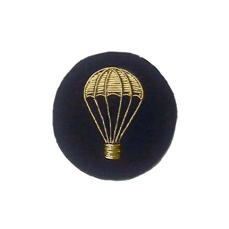 PARACHUTE ONLY ARM BADGE ON COLOURS