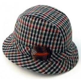 GHW-06 Tweed Trilby Hat