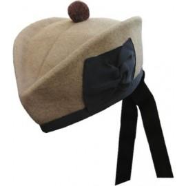 Desert Tan Glengarry Hat