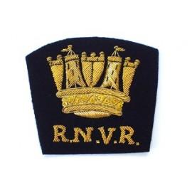 ROYAL NAVY VOLUNTEER RESERVE BLAZER BADGE