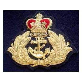 Victorian Royal Naval Badge