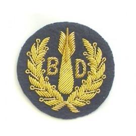 RAF BOMB DISPOSAL ARM BADGE
