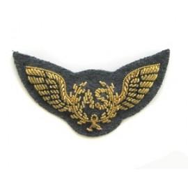 RAF QUEENS FLIGHT AIR STEWARD WINGS