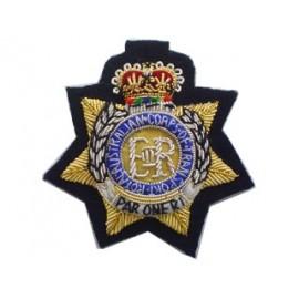 ROYAL AUSTRALIAN CORPS OF TRANSPORT BERET BADGE