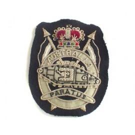 ROYAL AUSTRALIAN TANK REGIMENT CAP BADGE
