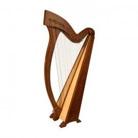 Meghan Harp TM, 36 Strings, Knotwork