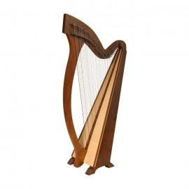 Meghan Harp TM, Natural, 36 Strings