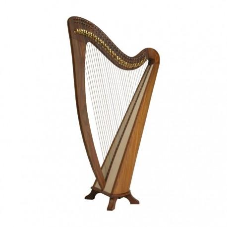 EMS Alyssa Harp TM, 34 Strings