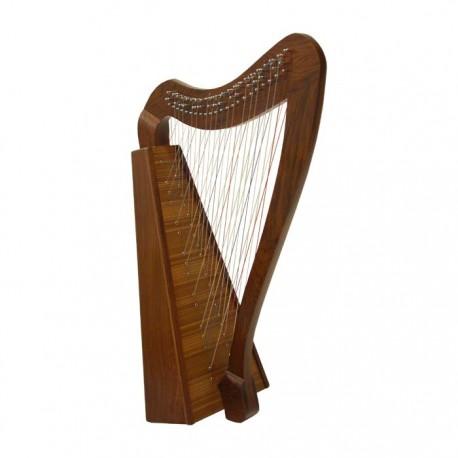 Caitlin Harp TM, Cross Strung Harp