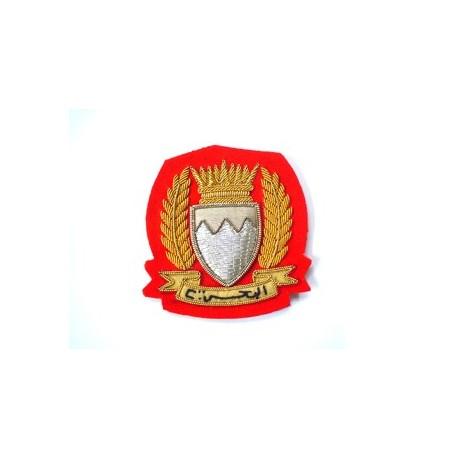 Bahrain Army Blazer Badge