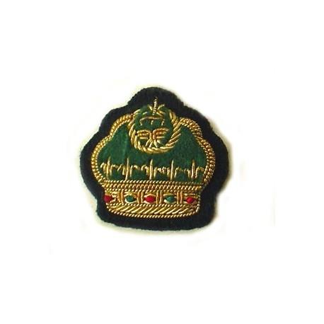 Brunei Rank Crown 1 inch