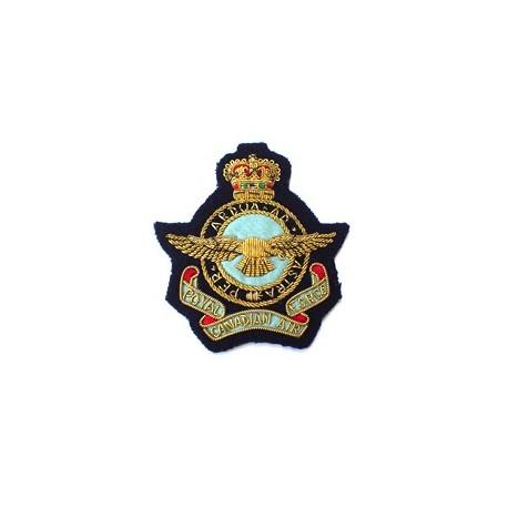 Royal Canadian Air Force Blazer Badge