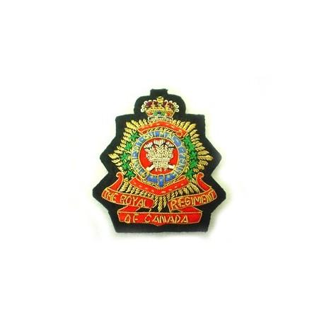 Royal Regiment of Canada Beret Badge