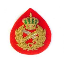 JORDAN ARMY GENERAL CAP BADGE