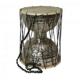 """Talking Drum, 10""""x15"""" (w BEAL)"""