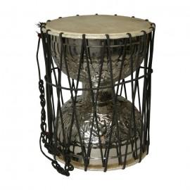 """Talking Drum, 12""""x16"""" (w BEAL)"""