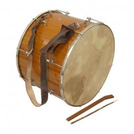 "Tupan Drum, 20"", Bolt Tuned"