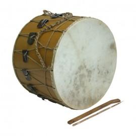 "Tupan Drum, 20"", Rope Tuned"