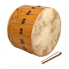 "Tupan Drum, 26"", Rope Tuned"