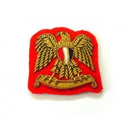 LIBYA BAND SIDE CAP EAGLE
