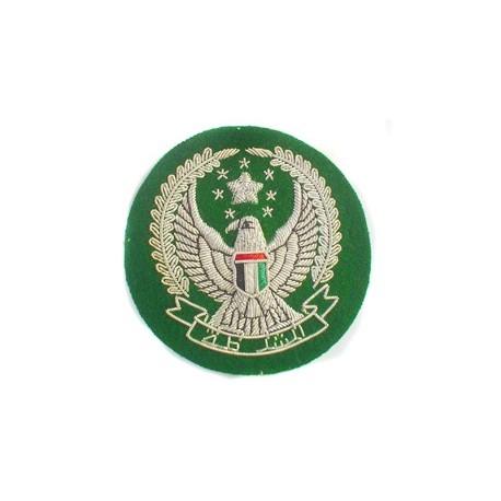 UNITED ARAB EMIRATES CAP BADGE
