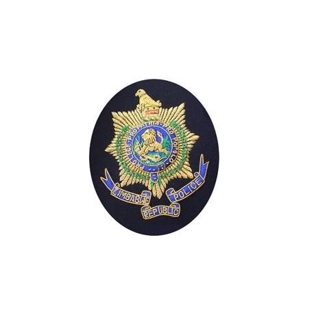 ZIMBABWE POLICE BLAZER BADGE