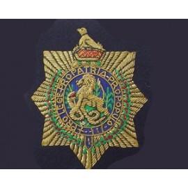 ZIMBABWE POLICE MALE CAP BADGE