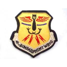 47TH BOMBARDMENT WING BLAZER BADGE