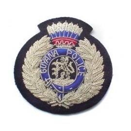 GUYANA POLICE BLAZER BADGE