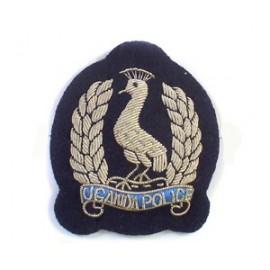 UGANDA POLICE CAP BADGE