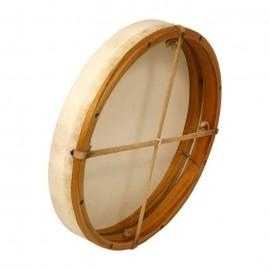 """Frame Drum, 14"""", Interior Tuning"""