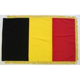 Full Sized Flag: Belgium