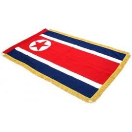 Full Sized Flag: North Korea