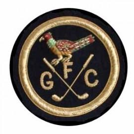 FEVERSHAM GOLF CLUB BLAZER BADGE