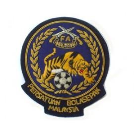MALAYSIA FOOTBALL CLUB BLAZER BADGE
