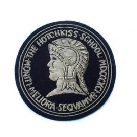 HOTCHKISS SCHOOL BALAZER BADGE
