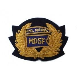 R.NAT Mission to Deep Sea Fishermen Cap Badge