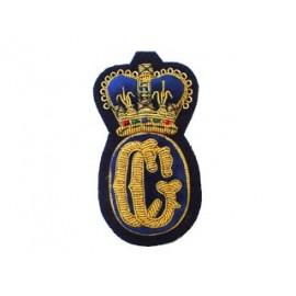HM Coastguards Cap Badge