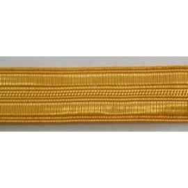 1/2 inch metallic lace