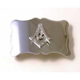 Plain Masonic Buckle