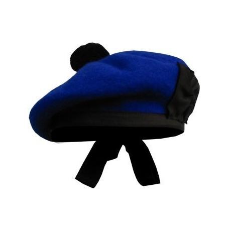 Royal Blue Balmoral Hat