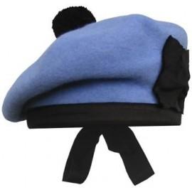 Sky Blue Balmoral Hat