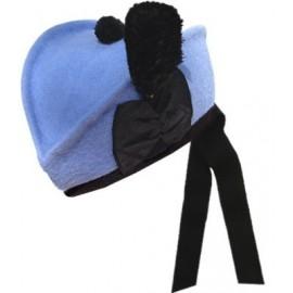 Sky Blue Glengarry Hat