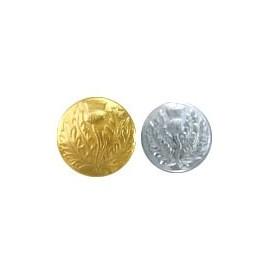 Scottish Thistle Uniform Buttons