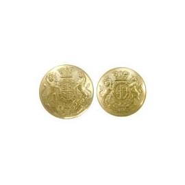 UK 'Victoria Crown' General Service Uniform Buttons