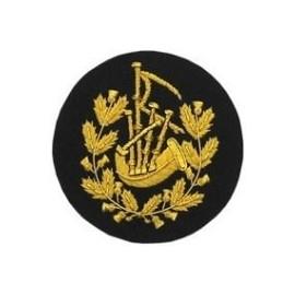 GHW-01 Pipe Major Badges