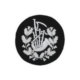 GHW-03 Pipe Major Badges