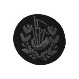 GHW-04 Pipe Major Badges