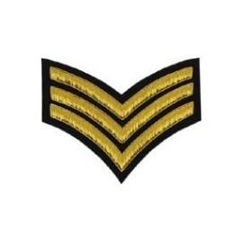 GHW-01 Sargeant Stripes Badges