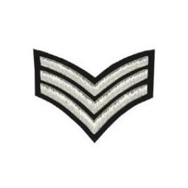GHW-02 Sargeant Stripes Badges